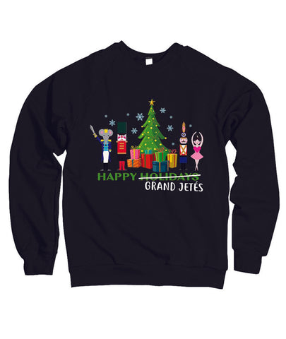 Belle Princess 'HAPPY GRAND JETES' Crewneck