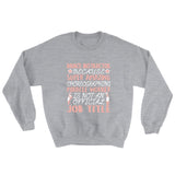 Belle 'DANCE INSTRUCTOR' Crewneck