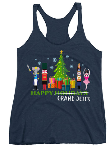 Belle 'HAPPY GRAND JETES' Tank
