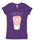 Belle Princess 'LATTE' Tee