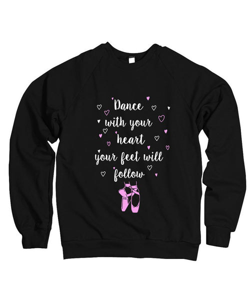 Belle Princess 'With Your Heart' Crewneck