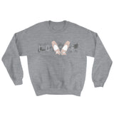 Belle 'LOVE' Crewneck