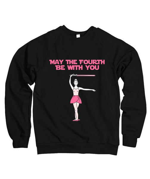 Belle Princess 'Fourth Be With You' Crewneck