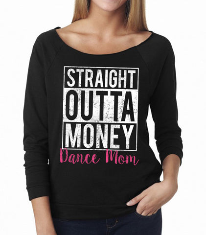 Belle 'DANCE MOM' French Terry Long Sleeve