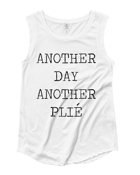 Belle 'ANOTHER PLIE'' Muscle Tee