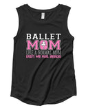 Belle 'Way More Fabulous' Muscle Tee
