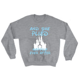Belle 'HAPPILY EVER AFTER' Crewneck