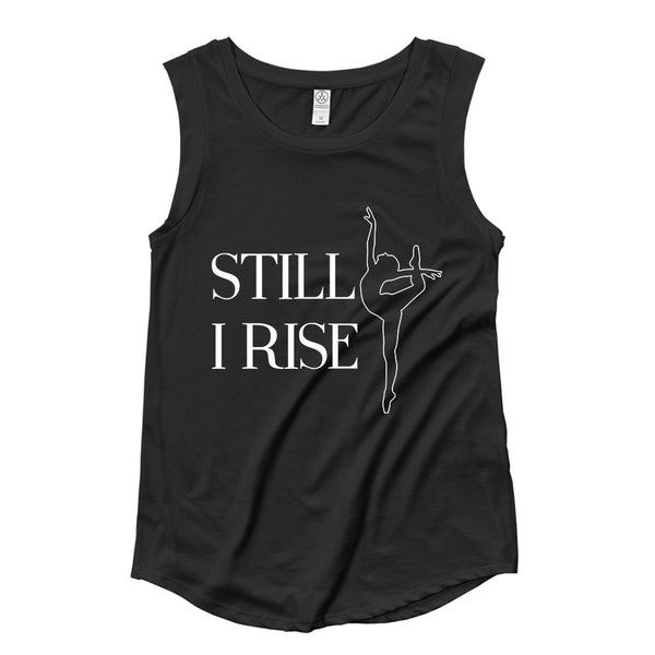 Belle 'STILL, I RISE' Muscle Tee