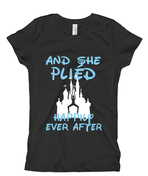 Belle Princess 'HAPPILY EVER AFTER' Tee