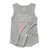 Bella 'AND SO I DANCE' Muscle Tee