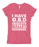 Belle Princess 'I HAVE O.B.D.' Tee