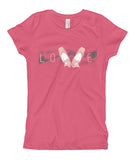Belle Princess 'LOVE' Tee