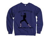 Belle Princess 'NINJA BY NIGHT' Crewneck