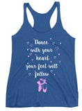Belle 'With Your Heart' Tank top