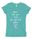 Belle Princess 'With Your Heart' Tee