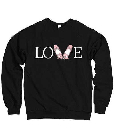 Belle Princess 'LOVE' Crewneck