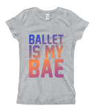 Belle Princess 'BALLET IS MY BAE' Tee