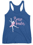 Belle 'BARRE TENDER' Tank