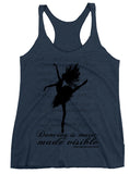 Belle 'MUSIC MADE VISIBLE' Tank