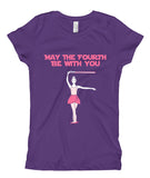Belle Princess 'Fourth Be With You' Tee