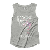 Belle 'DREAMING' Muscle Tee