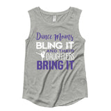Belle 'DANCE MOM' Muscle Tee