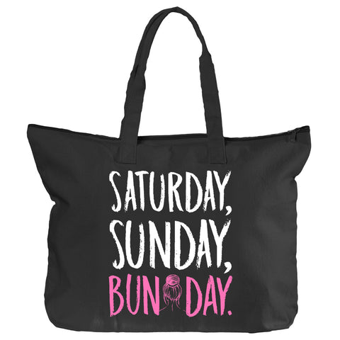 Belle 'BUNDAY' Zippered Tote