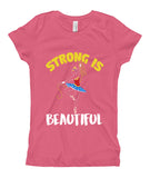 Belle Princess 'STRONG IS BEAUTIFUL' Tee