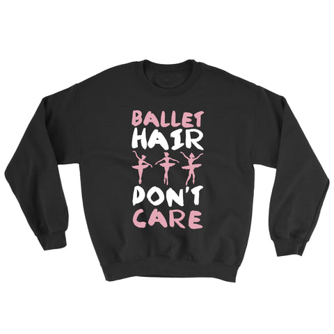 Belle 'BALLET HAIR' Crewneck