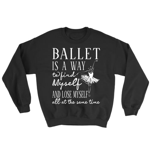 Belle 'FIND MYSELF' Crewneck