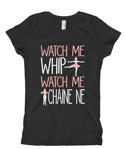 Belle Princess 'WATCH ME WHIP' Tee