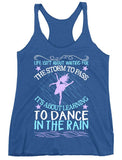 Belle 'DANCE IN THE RAIN' Tank