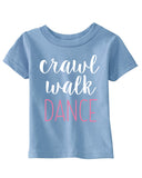 Belle Baby 'CRAWL' Tee
