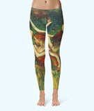 Belle 'DEGAS BALLERINA' Leggings