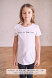 Belle Princess 'HELLO LYRICS' Tee