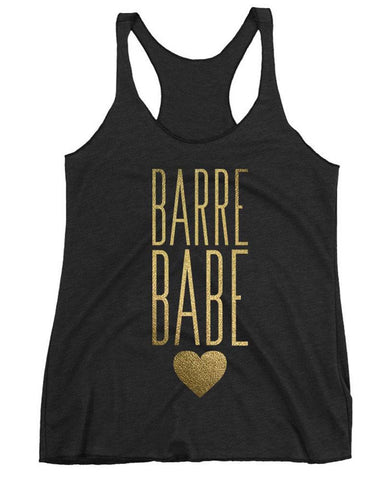 Belle 'Barre Babe' Tank top