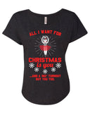 Belle 'ALL I WANT FOR CHRISTMAS' Tee