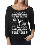 Belle 'CHRISTMAS SWEATER' Long Sleeve
