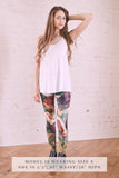 Belle 'BALLET FOR LIFE' Leggings