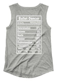Belle 'FACTS' Muscle Tee