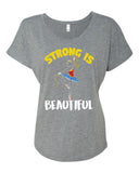 Belle 'STRONG IS BEAUTIFUL' Tee