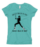 Belle PRINCESS 'NINJA BY NIGHT' Tee