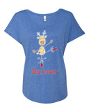 Belle 'DANCER THE REINDEER' Tee