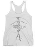 Belle 'A BALLERINA'S VOCABULARY' Tank
