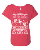 Belle 'CHRISTMAS SWEATER' Tee