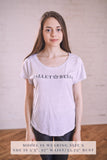 Belle 'AT THE BARRE' Tee