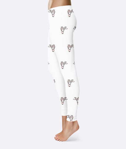 Belle 'EN POINTE' Leggings