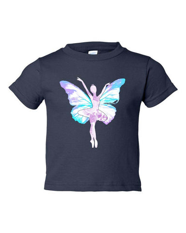 Belle Toddler 'BUTTERFLY' Tee