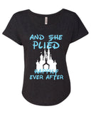 Belle 'HAPPILY EVER AFTER' Tee