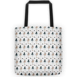 Belle 'WHITE SWAN TUTU' All-Over Tote
